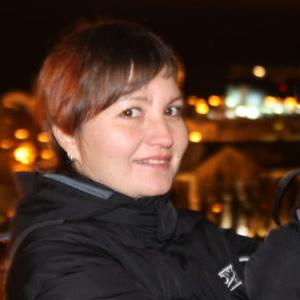 Насырова Елена Васильевна — Мастер Спорта России по спортивному туризму