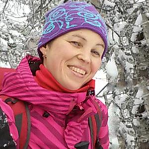 Маурина Елена Николаевна — Мастер Спорта России по спортивному туризму